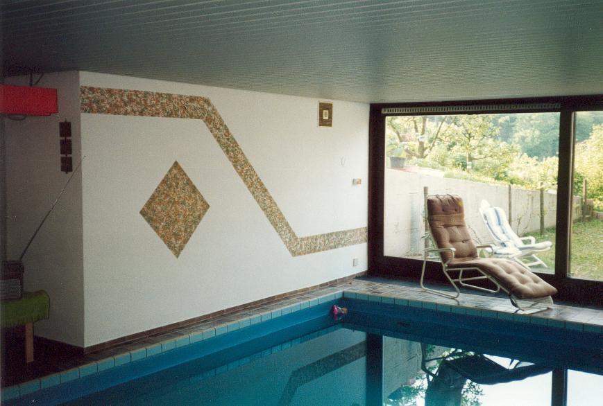 Innenraumgestaltung malerbetrieb t ubel - Wandgestaltung zweifarbig ...