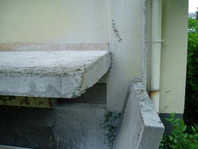 Balkonsanierung eines Mehrfamilienhauses in Heppenheim